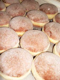 Guglhupf's Berliner Recipe (German Doughnuts)