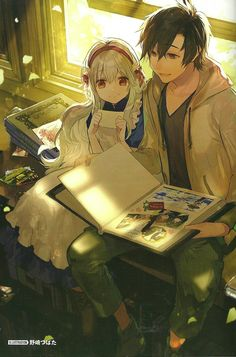 Mary y seto | Kagerou project