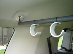 Has Anyone Rigged Up Fishing Pole Holders for the Rack? - Toyota FJ Cruiser Forum