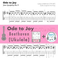 Ode to Joy / Beethoven (Ukulele)
