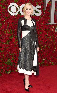 Cate Blanchett: Tony Awards 2016 Red Carpet Arrivals
