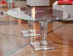 Tavolo botte ~ Lucite acrylic dining table tavoli pranzo in plexiglas tavolo
