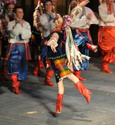 Ukrainian National Folk Dance -Gopak