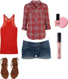 Everyday wear, created by shantastic72 on Polyvore