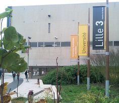 Nouvelle signalétique à Lille 3