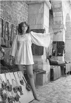 Mercat Hippie de Dalt Vila 1970 #IbizaAntigua #Eivissa #hippiemarket