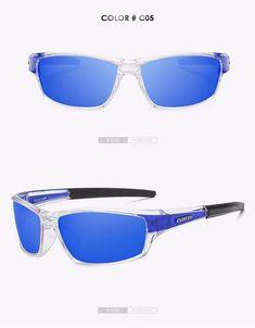 7d226253d71 DUBERY Polarized Night Vision Aviator Sunglasses Men s Retro Male Sun  Glasses For Men
