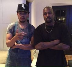 Chance The Rapper x Kanye West