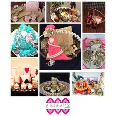 We love doing this!! Designing and Packaging by Grace and Lace