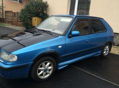 My car Skoda Felicia 1.6 MPI  #skoda #car # blue Instagram: adamkuvarga