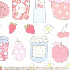 Ashley Wilde - Maplehurst Bluebell - cotton fabric