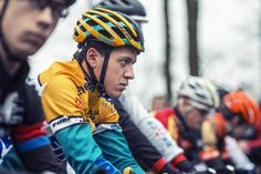 Tom Meeusen gave all his got on a amazing start at CX UCI WC Hoogerheide 25.1.2015, he deserves his place on the Belgian Team for the Championship in Tabor | by Bram Paulussen Flickr