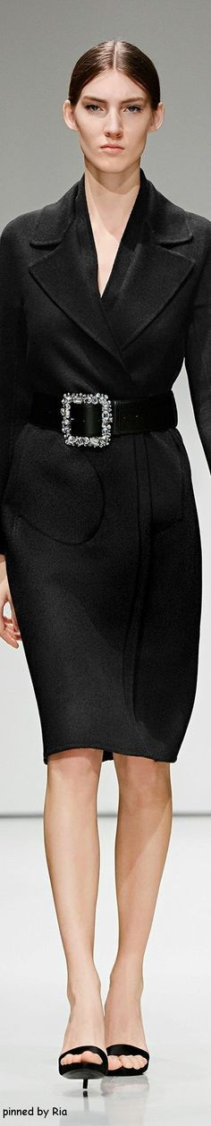 @roressclothes closet ideas #women fashion outfit #clothing style apparel black coat