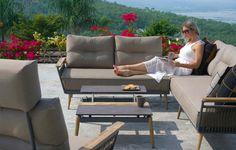 ZEBRA Flix Lounge Outdoor Sectional, Sectional Sofa, Zebra Lounge, Nachhaltiges Design, Outdoor Furniture Sets, Outdoor Decor, Aluminium, Lounges, Home Decor
