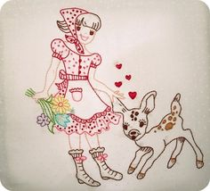 free iron on embroidery patterns   com. *FREE* super saver shipping on qualifying offers. Embroidery adds ...