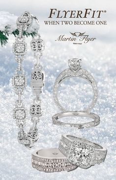 The season for giving is here! Allow Martin Flyer to inspire and assist you with all your gift giving needs. Why #MartinFlyer? Cause we are REALLY good at it.   Shop www.MartinFlyer.com for beautiful #handcrafted #gold and #diamond #jewelry and to find an Authorized Retail location nearest you.