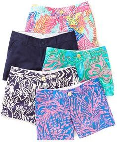 Lilly Pulitzer Callahan Shorts- new prints this has my name written all over it