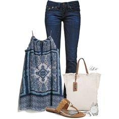 """Some Call it a Dress"" by tmlstyle on Polyvore"