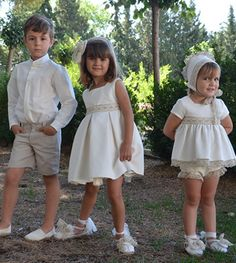 ¿Cómo vestir a los niños de arras? Pippa Middleton, Cute Girl Dresses, Flower Girl Dresses, Baby Dresses, Page Boy, Boho Fashion, Womens Fashion, Beautiful Children, Boy Outfits