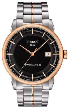 Tissot T-Classic Luxury Automatic Mens Watch T0864072205100