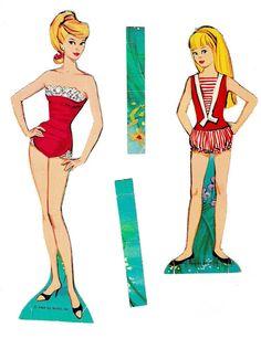 Barbie & Skipper pd's - crazycarol - Picasa Web Albums (Includes clothing)
