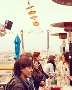 eltecho sf #TuesdayViewsday✌️. #ontheroof #happyhour