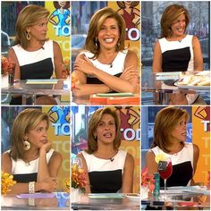 Hoda: People are sick of my clothes! - KLG and Hoda