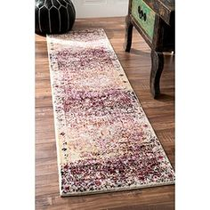 Shop for nuLOOM Vintage Ornate Persian Medallion Light Pink Runner Rug (2'1 x 8'). Ships To Canada at Overstock.ca - Your Online Home Decor Outlet Store!