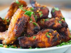 NYC's Favorite Thai-Style Chicken Wings