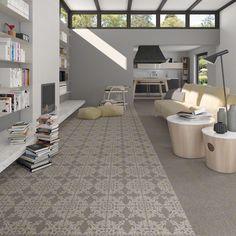 VIVES - Pavimento - porcelánico Farnese 30X30 cm. | Azulejo porcelánico | vives ceramica | baldosa | salón | living room