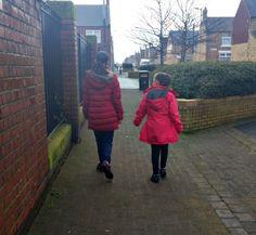 Northumberland Mam: Catching up with each other. #MySundayPhoto