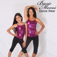 BMA40012 Top BMA6337 Bottoms #Dance #BasicMoves #Activewear #DanceWear #SpringFashion #2015 #DanceDance