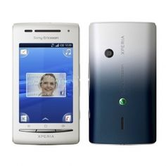 Sony Ericsson X8 Blue E15I