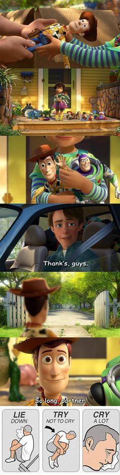 This Scene Always Gets Me ♥ I love Toy Story!!!!!
