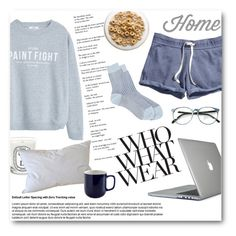"""""""L I G H T"""" by l1vza ❤ liked on Polyvore featuring H&M, MANGO, Maria La Rosa, Diptyque, Speck, Natural Comfort and WhatToWear"""