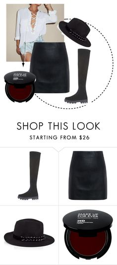 """""""549"""" by alena-mendesh on Polyvore featuring мода, Topshop, McQ by Alexander McQueen и Karl Lagerfeld"""