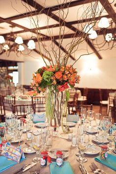 Julie & Brian Wedding Flowers Photos on WeddingWire