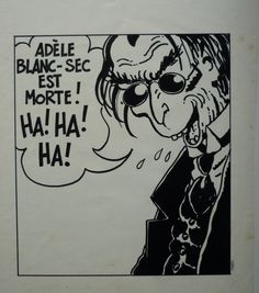 Comic Books Art, Book Art, Bilal, Hoes, Ligne Claire, Strip, Comic Artist, Horror, Comics