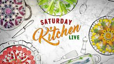 Weekend food show full of mouth-watering food, great chefs and celebrity guests Get Thin, Ras El Hanout, Thing 1, Cookies Et Biscuits, Amaretti Biscuits, Food Processor Recipes, Potatoes, Stuffed Peppers, Seasons