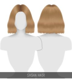 Long Hair Styles With Layers Sims 4 Game Mods, Sims Mods, Sims 4 Cas, Sims Cc, Sims 4 Toddler Clothes, Pelo Sims, The Sims 4 Cabelos, Sims Hair, Sims 4 Curly Hair