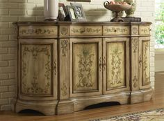 Accents 75 in. Credenza
