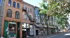 Heritage Vancouver Top 10 Endangered Sites 2015 | No. 5: Gastown Vancouver Architecture, Street View, Canada, History, City, Places, Top, Travel, Beautiful