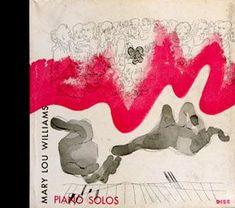 Mary Lou Williams, Solos on Disc Records - 78-rpm set / c. 1946 / Cover art/design David Stone Martin