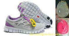 Femmes Nike Free Run 2 running shoes Free Running Shoes, Nike Free Shoes, Nike Shoes, Sneakers Nike, Nike Free Run 3, Free Runs, Cheap Jordan Shoes, Cheap Nike Air Max, Cheap Air