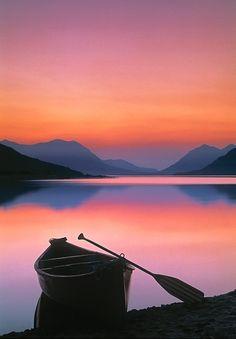Bennet Lake – Yukon, Canada