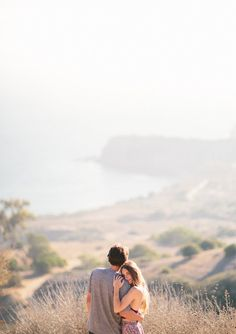 Coastal California engagement shoot
