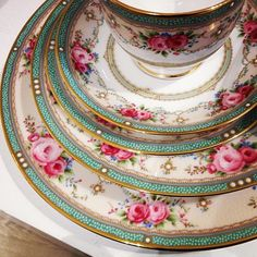 Palace Rose (not Rose Palace) by Noritake Status: Active. Actual: 2011 -