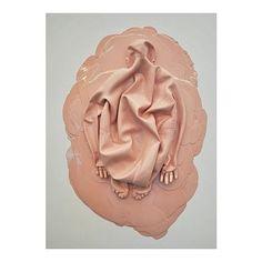 Lucy Glendinning 'Skins 2' | #bladebone #bladebone_ || #lucyglendinning #sculpture #skin #art #british