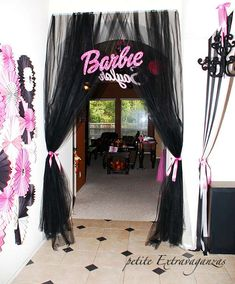 Vintage Barbie Birthday Party Ideas | Photo 4 of 11 | Catch My Party