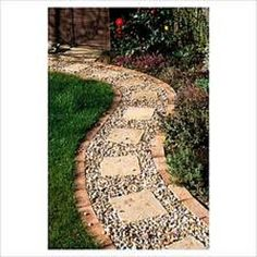 images of concrete and brick paths | Gravel And Chippings Available From Greengates Builders Merchants ...